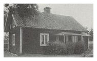 House in Pirum, built in 1890 [1945 photo]